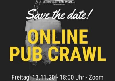 Online Pub Crawl 2020